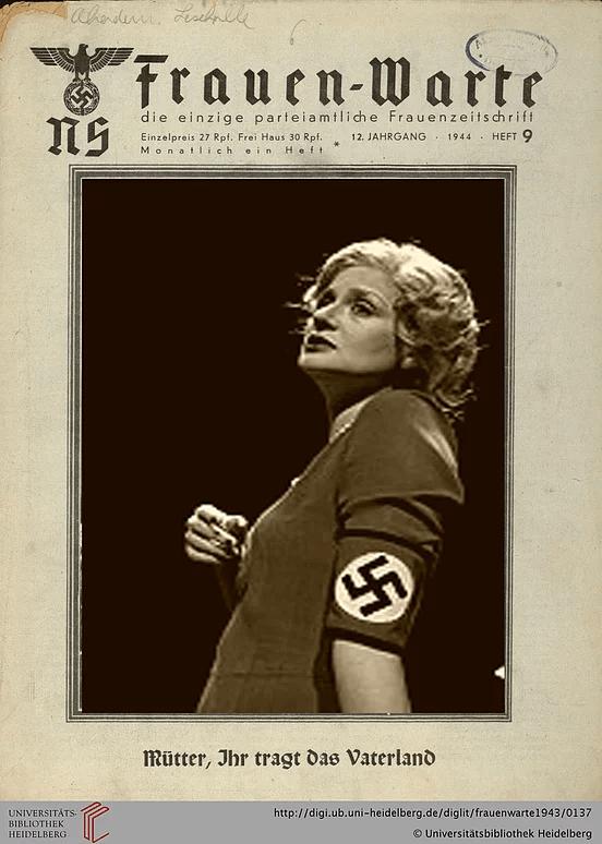 תמונה ראשית- הגברת הראשונה של הרייך השלישי